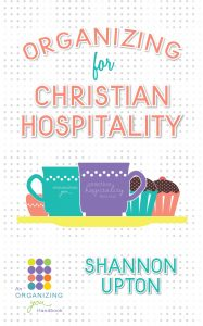 Organizing for Christian Hospitality